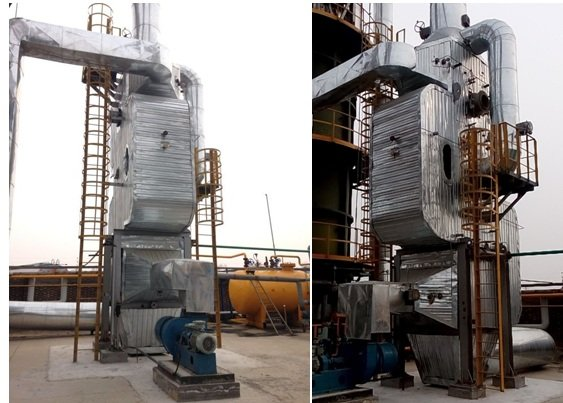 Metal plate heat exchanger application in China