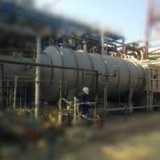 Heat Reactor Furnace