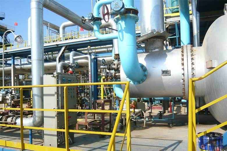 Tail Gas Incinerator Burner