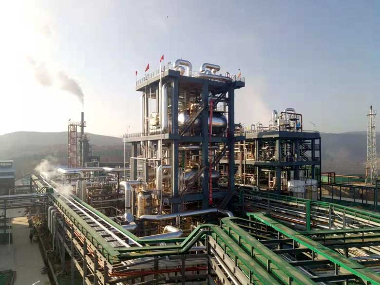 Sulfur Recovery Unit EPC Project In Shanxi