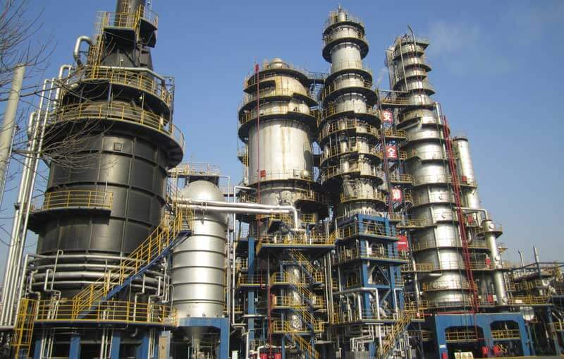 FCC oil refinery project Ruichang