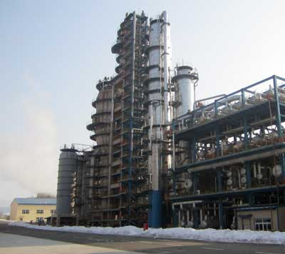 Ruichang FCC equiment used in FCC project in Jilin