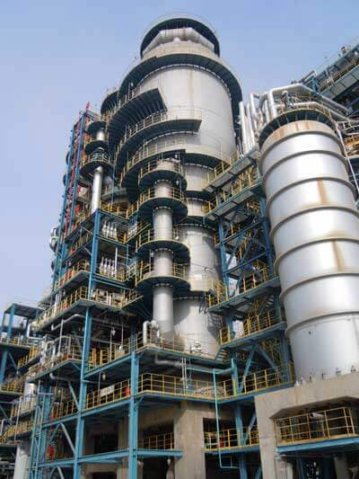 Ruichang FCC equiment used in FCC unit in Qingyang PetroChina