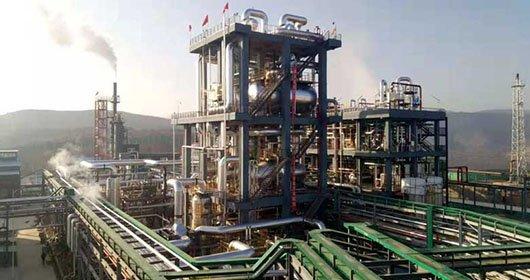 Shanxi SRU Project