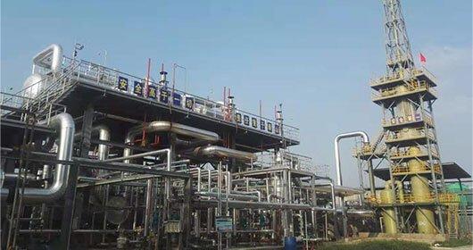 Kunlun SRU project