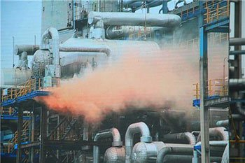 H2S harms environment