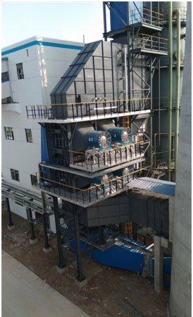 Wet flue gas elimination project in Xuzhou
